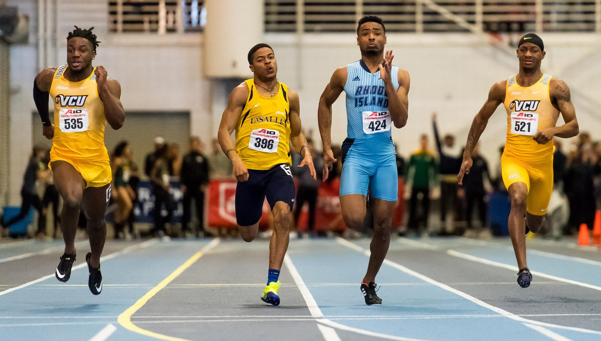 Men's Track & Field Gears Up for A-10 Outdoor Championships - La Salle  University Athletics